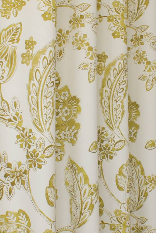 Elysee Leaf Made to Measure Curtains