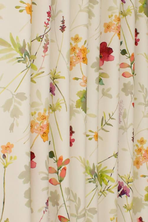 Tuileries Blossom Made to Measure Curtains