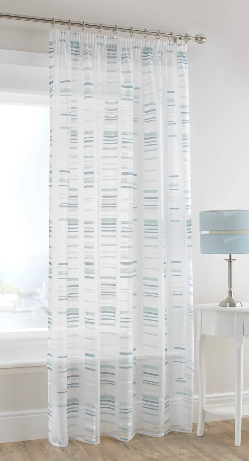 Madison Blue panels Voiles & Voile Panels