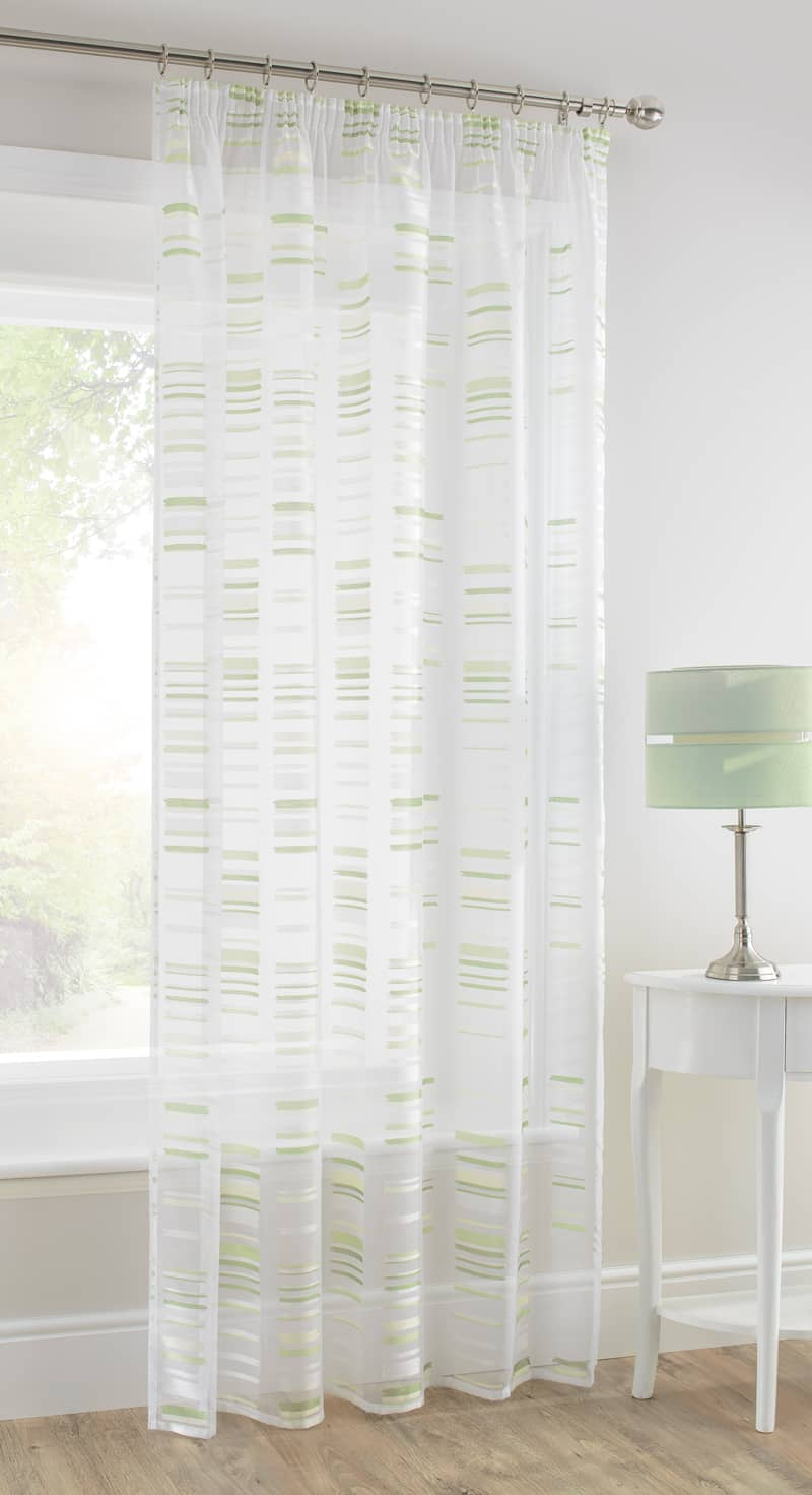 Madison Green panels Voiles & Voile Panels