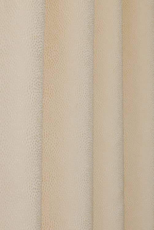 Opal Champagne Curtain Fabric
