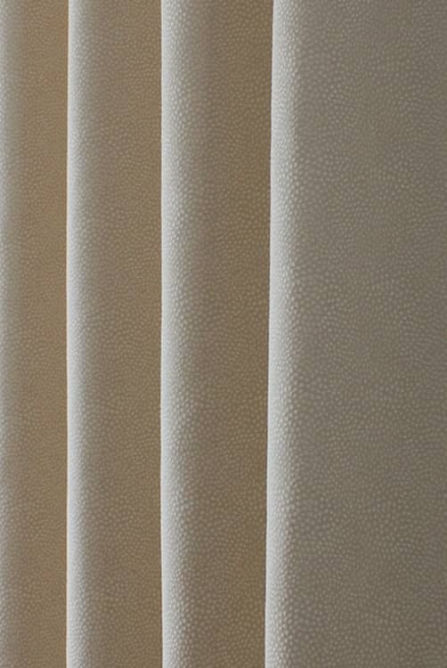 Opal Parchment Curtain Fabric