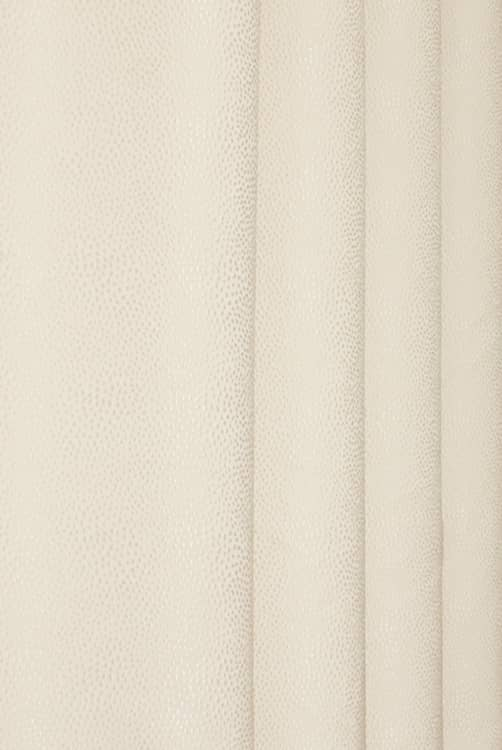 Opal Ivory Curtain Fabric