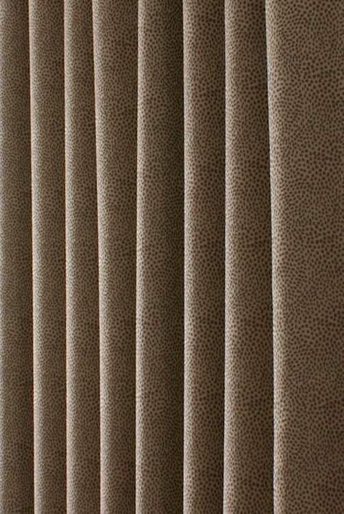 Opal Taupe Roman Blinds