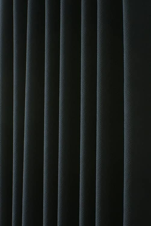 Opal Black Made to Measure Curtains