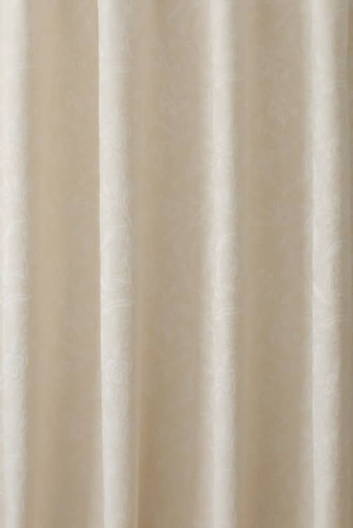Melrose Natural Curtain Fabric