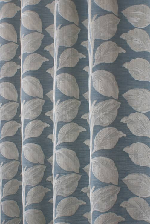 Mabel Sky Curtain Fabric