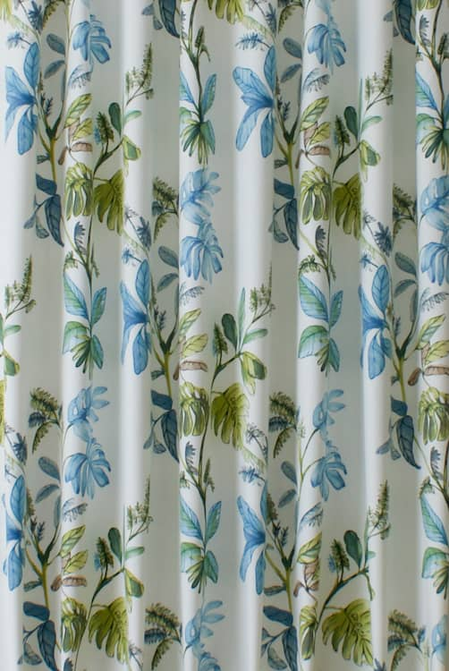 Kew Larkspur Made to Measure Curtains