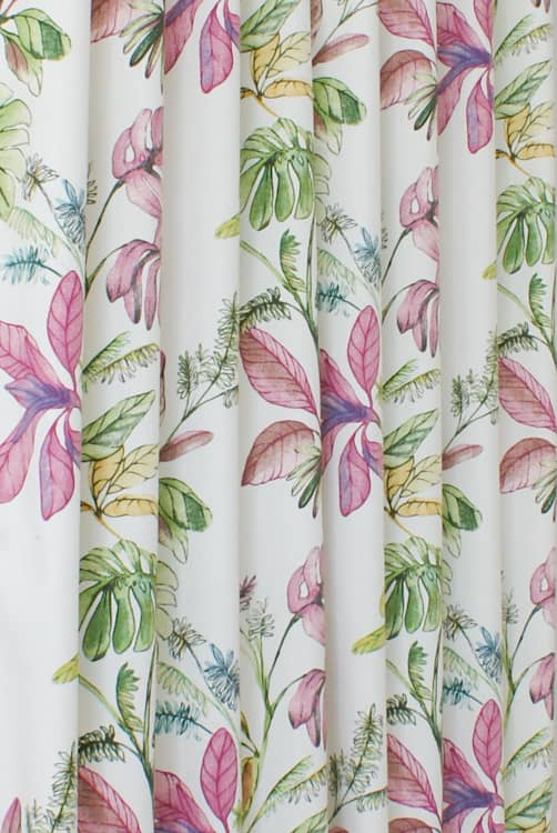 Kew Orchid Made to Measure Curtains
