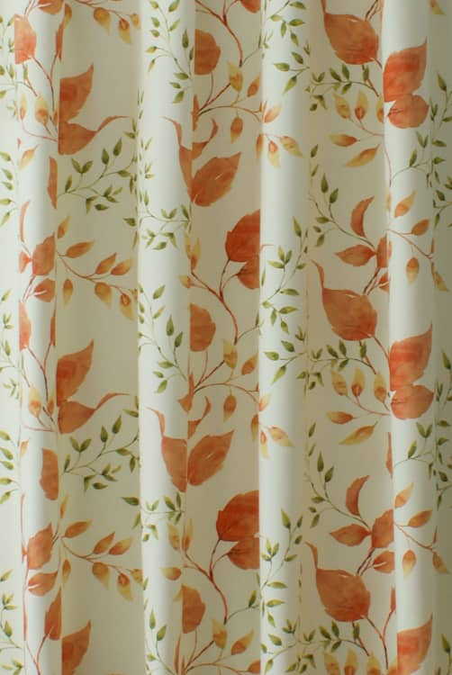Ashton Amber Made to Measure Curtains