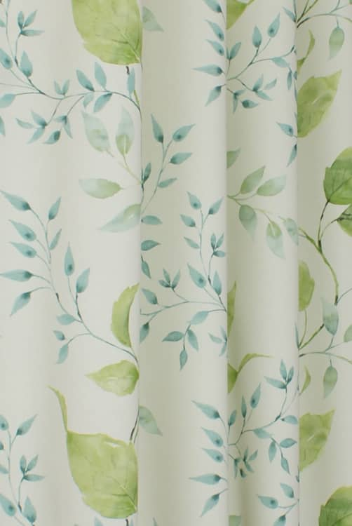 Ashton Teal Made to Measure Curtains