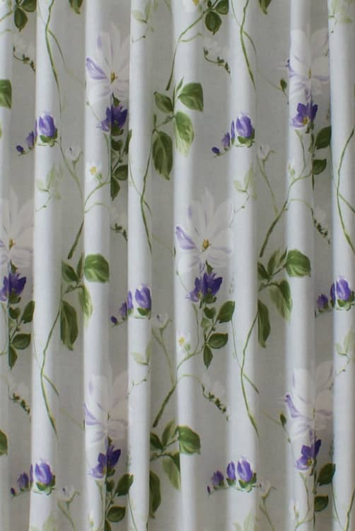 Witton Aubergine Roman Blinds