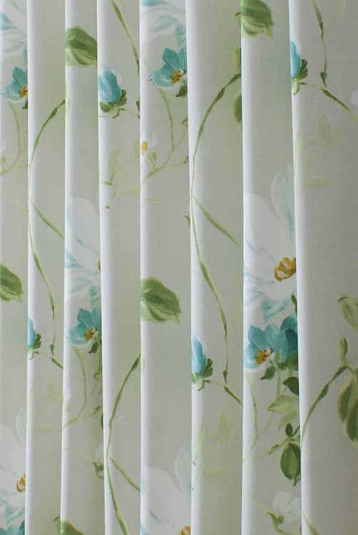 Witton Teal Made to Measure Curtains