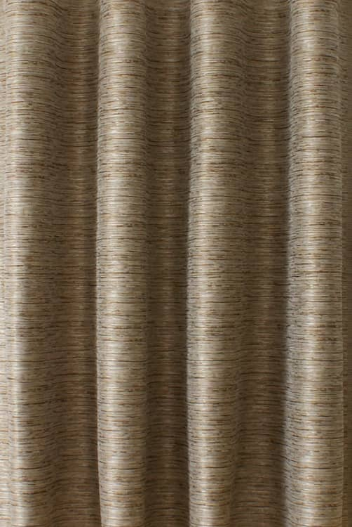 Fortune Chocolate Curtain Fabric