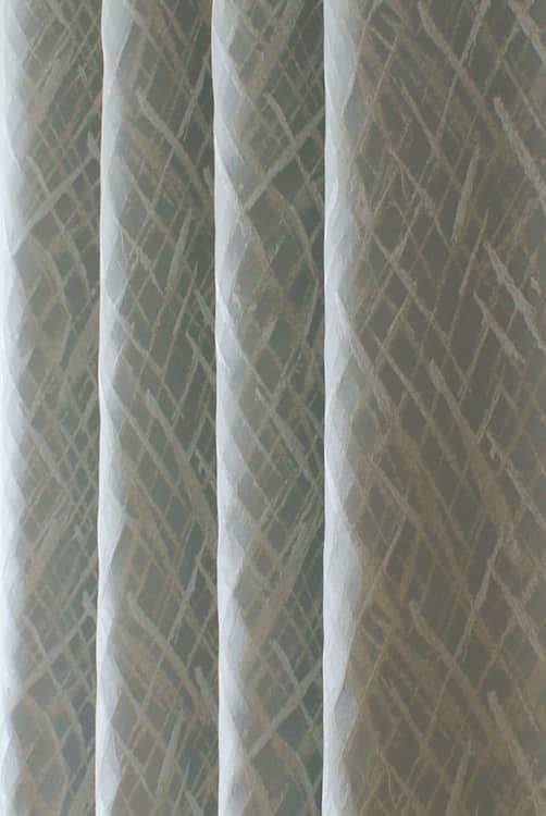 Vittata Silver Made to Measure Curtains