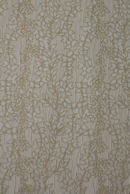 Verity Gold Curtain Fabric