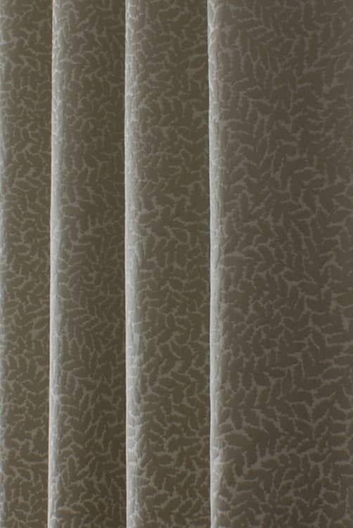 Sinuate Linen Roman Blinds