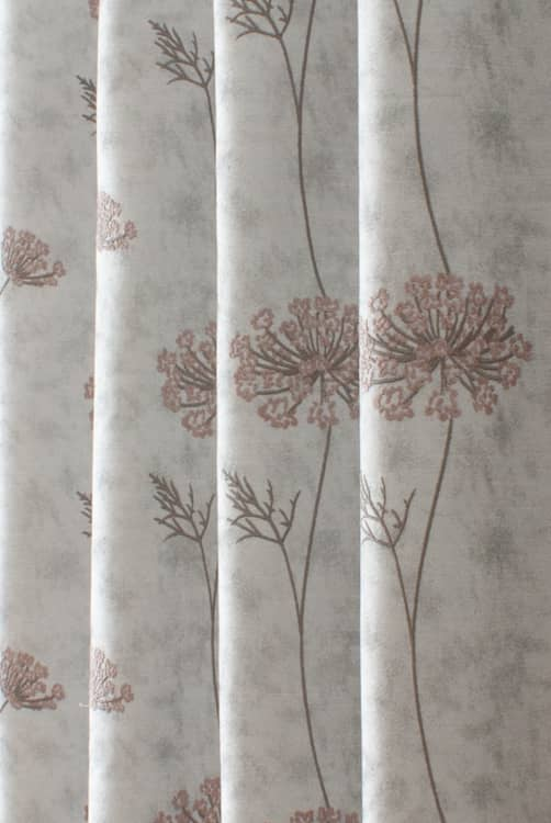 Nedla Shell Roman Blinds
