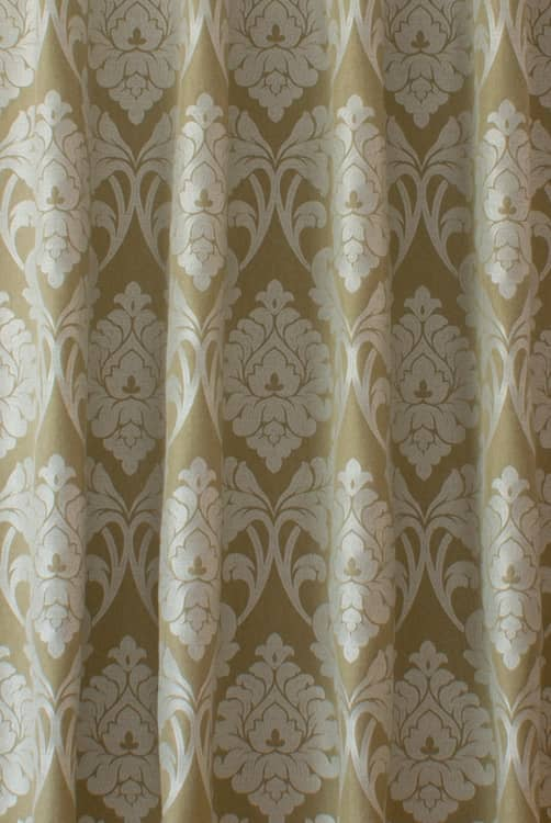 Buckingham Green Made to Measure Curtains