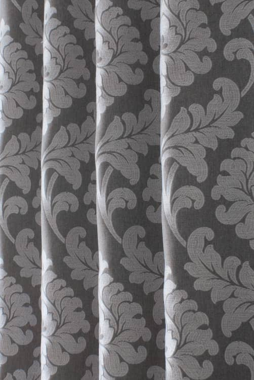 Buckingham Taupe Roman Blinds