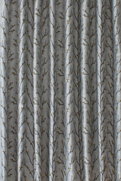 Lovell Dijon Curtain Fabric