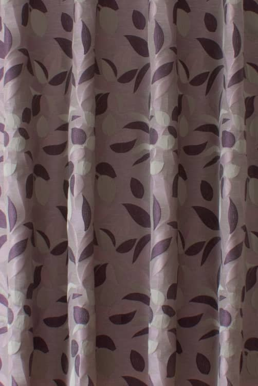 Hereford Mauve Curtain Fabric