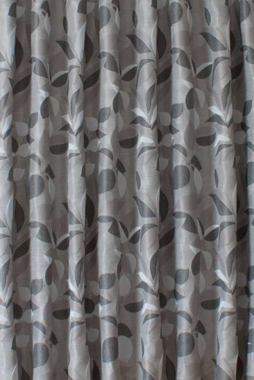 Hereford Pewter Roman Blinds