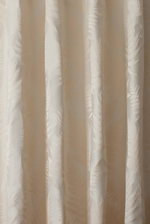 Affinis Champagne Curtain Fabric
