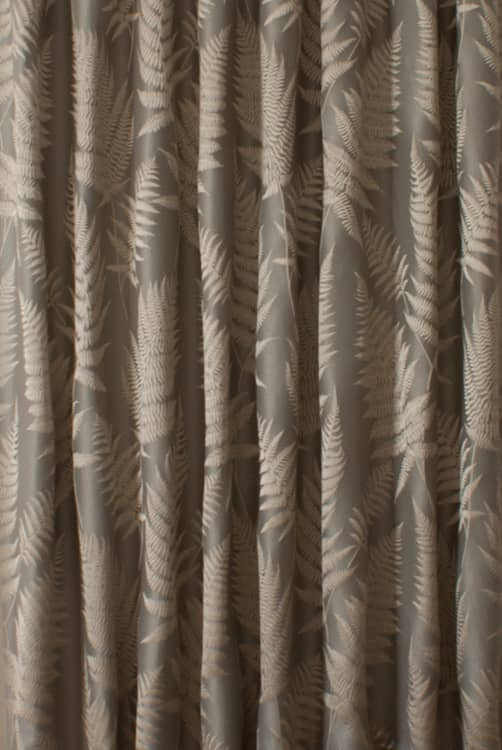 Affinis Pewter Roman Blinds