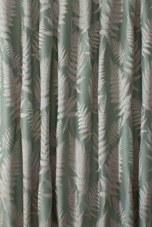 Affinis Seafoam Made to Measure Curtains