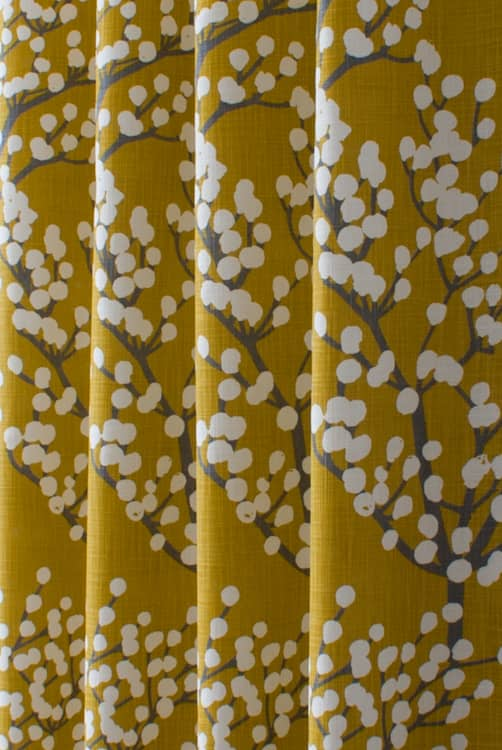 Henning Mimosa Made to Measure Curtains