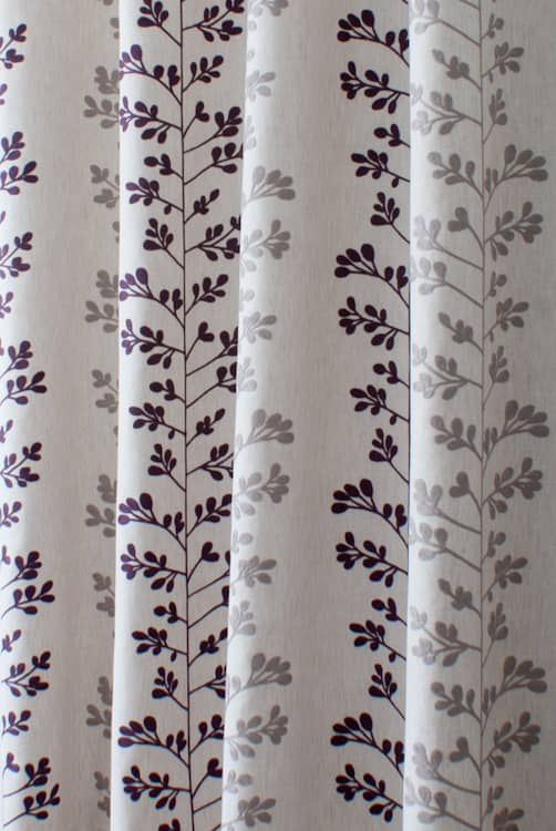 Liv Berry Curtain Fabric