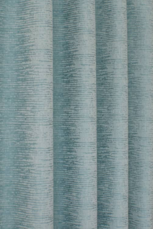 Noa Blue Roman Blinds
