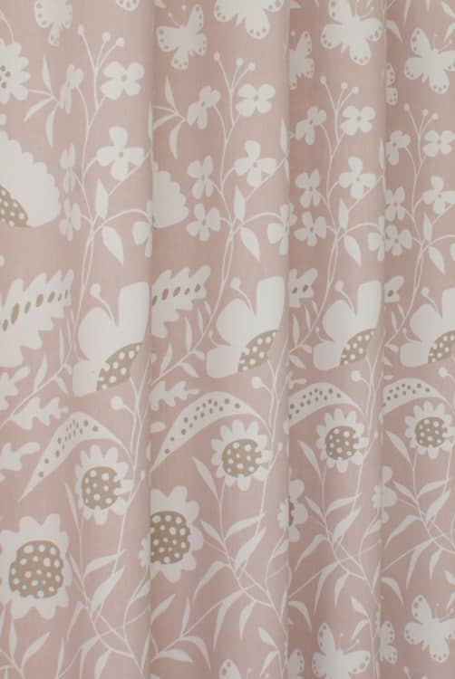 Mya Mauve Made to Measure Curtains