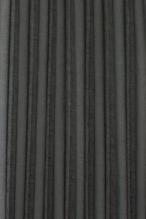 Chantilly Charcoal Made To Measure Voiles