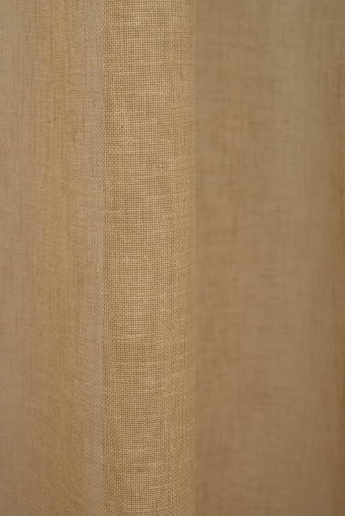 Chantilly Ochre Made To Measure Voiles