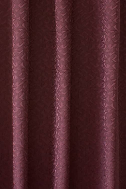 Leyland Cherry Roman Blinds