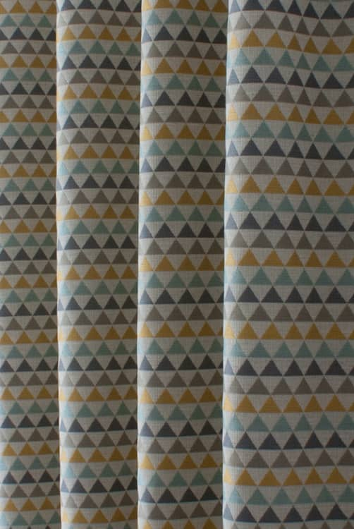 Quince Sunshine Curtain Fabric