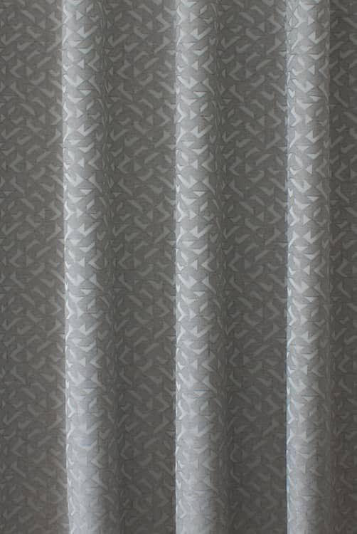 Leyland Silver Made to Measure Curtains