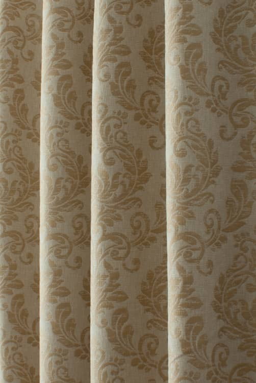 Deri Gold Made to Measure Curtains