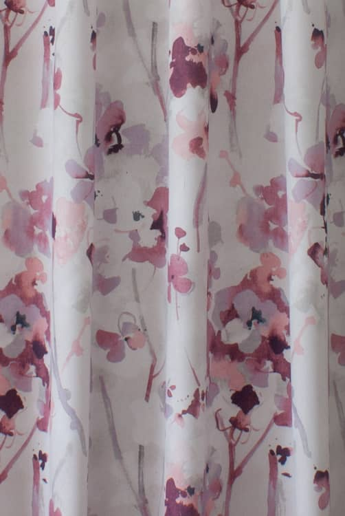 Elsberry Very Berry Made to Measure Curtains