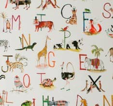 Animal Alphabet - Paintbox
