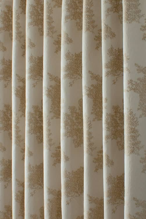 Keaton Linen Curtain Fabric