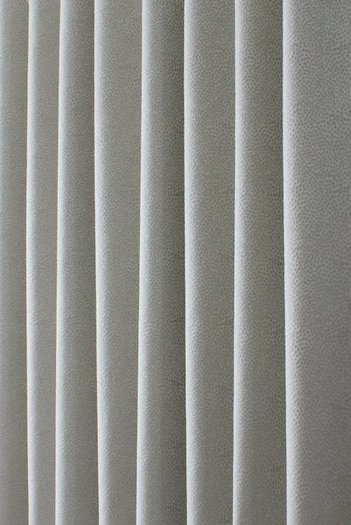 Blean Dove Roman Blinds