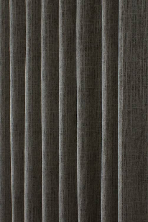 Letty Platinum Curtain Fabric