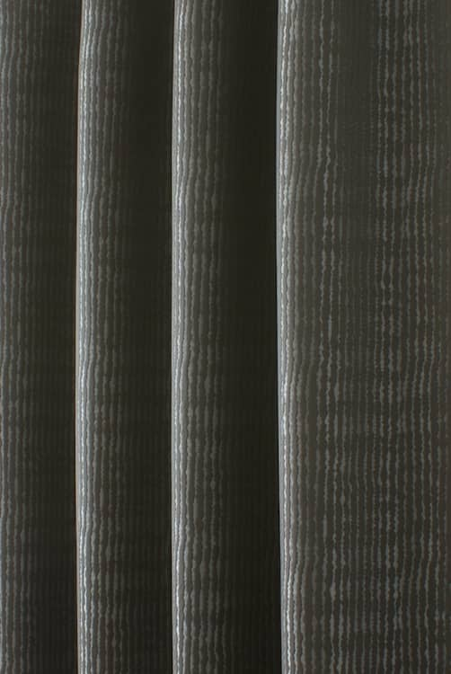 Ridge Grey Curtain Fabric