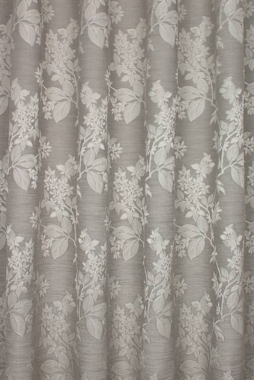 Cosima Dove Curtain Fabric