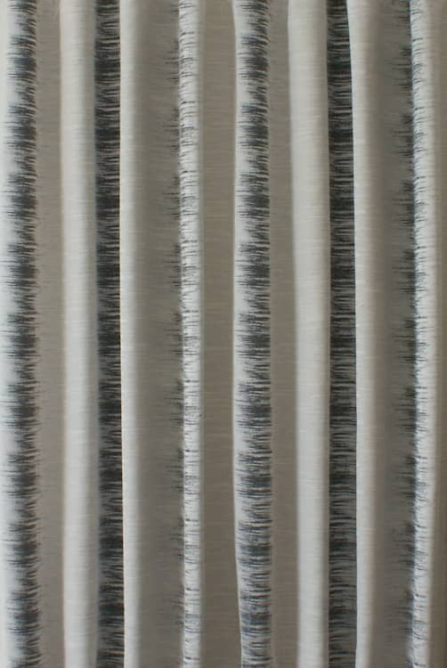 Jinny Ivory Curtain Fabric