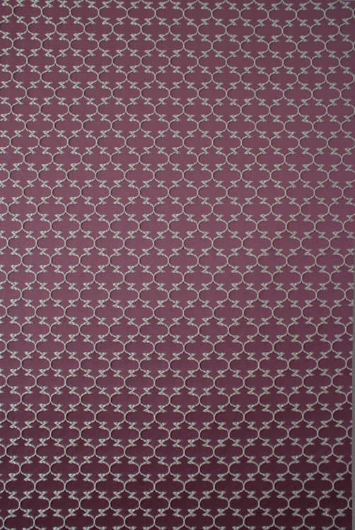 Lacee Berry Roman Blinds