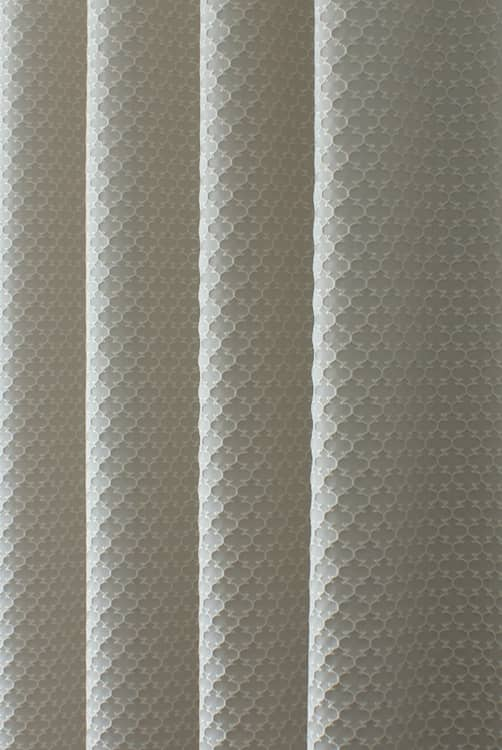 Lacee Silver Made to Measure Curtains